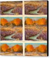Redundant Landscape Canvas Print
