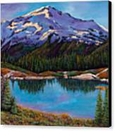 Reflections Canvas Print by Johnathan Harris