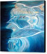 Reflet Canvas Print