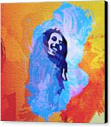 Reggae Kings Canvas Print by Naxart Studio