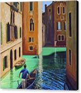 Remembering Venice Canvas Print