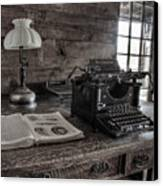 Remington Standard  Canvas Print