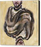 Renly Baratheon Canvas Print by Denise H Cooperman