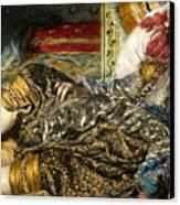 Renoir: Odalisque, 1870 Canvas Print by Granger