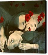 Reverie... Canvas Print by Dorina  Costras