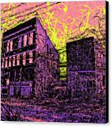 Rich Street Canvas Print
