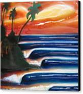 Rincon Canvas Print