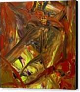 Ripe Reverence Canvas Print