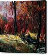 River Ywoigne Canvas Print