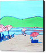 Riviera Canvas Print