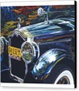 Roadmaster Canvas Print
