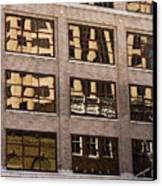 Roanoke Reflection Canvas Print