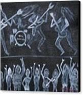 Rob Zombie Canvas Print by Gregory Davis