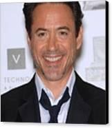 Robert Downey Jr. In Attendance Canvas Print by Everett