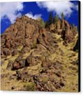 Rocky Butte Canvas Print