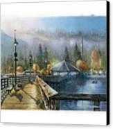 Rocky Point Park Canvas Print