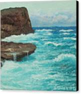 Rocky Point Canvas Print