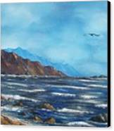 Rocky Shores Canvas Print