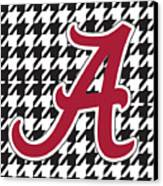 Roll Tide Mini Canvas Canvas Print by Greg Sharpe