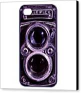 Eye Rolleiflex Euphoria Canvas Print by Joseph Mosley