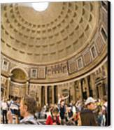 Roman Pantheon Canvas Print