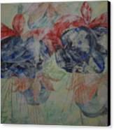 Romance 3 Canvas Print