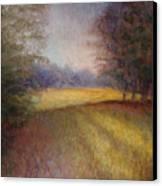 Romance Trail Canvas Print by Susan Jenkins