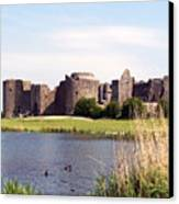 Roscommon Castle Ireland Canvas Print