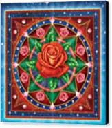 Rose - Pure Love Canvas Print