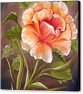 Rose Tropicana Canvas Print