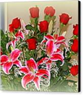 Rose's Canvas Print