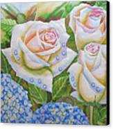 Roses.2007 Canvas Print