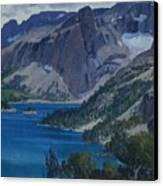 Ross Lake Canvas Print