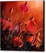 Rudbeckia's 45 Canvas Print
