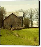 Rural Americana-01 Canvas Print