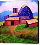 Rural Reverie Canvas Print