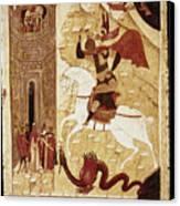 Russia: Icon Canvas Print