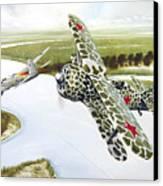 Russian Roulette Canvas Print