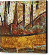 Rust Colors Canvas Print by Carlos Caetano