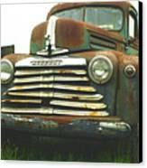 Rustic Mercury Canvas Print by Randy Harris