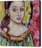 Sabrina Canvas Print