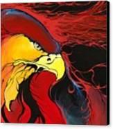 Sacred Eagle Canvas Print