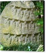 Sacred Stone Canvas Print