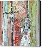 Saint Cecilia Ronda Spain Canvas Print
