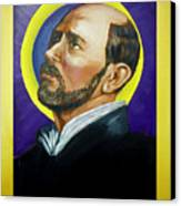 Saint Ignatius Loyola Canvas Print