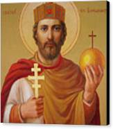 Saint Volodymyr Canvas Print