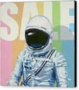 Sale Canvas Print by Scott Listfield