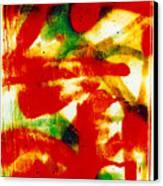 Salsa Canvas Print