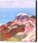 San Clemente Overlook Canvas Print