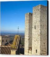 San Gimignano Canvas Print